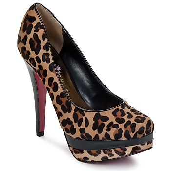 Schoenen Dames pumps Paris Hilton TYRA PONY Naturel