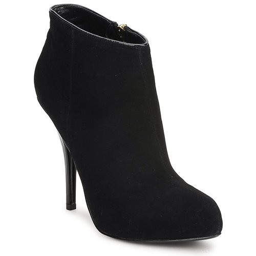 Schoenen Dames Low boots Chinese Laundry DOWN TO EARTH Zwart