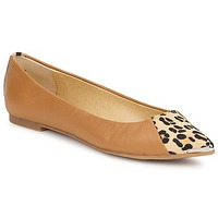 Schoenen Dames Ballerina's Chinese Laundry EXTRA CREDIT Camel