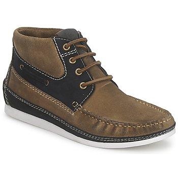 Schoenen Heren Hoge sneakers Nicholas Deakins bolt Kaki