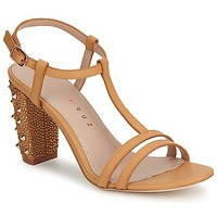 Schoenen Dames pumps Lola Cruz STUDDED Beige / Tan