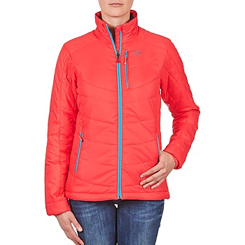Textiel Dames Dons gevoerde jassen Salomon Jacket INSULATED JACKET W PAPAYA-B Koraal
