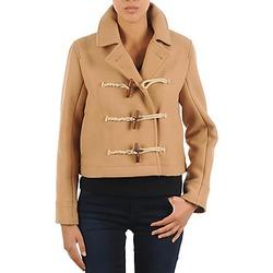 Textiel Dames Wind jackets Petit Bateau CASINO Beige