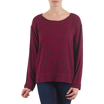 Textiel Dames Tops / Blousjes Bensimon LINDSAY Pruim