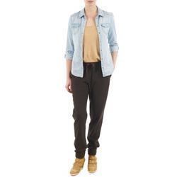 Textiel Dames Losse broeken / Harembroeken Bensimon BRODY Bruin