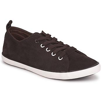Schoenen Dames Lage sneakers Banana Moon CHERILL Bruin
