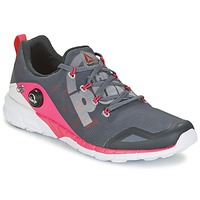 Schoenen Dames Running / trail Reebok Sport REEBOK ZPUMP FUSION Grijs / Roze