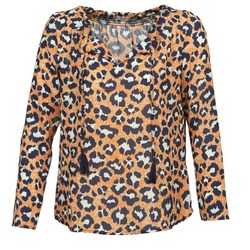 Textiel Dames Tops / Blousjes Betty London DIDO Oranje
