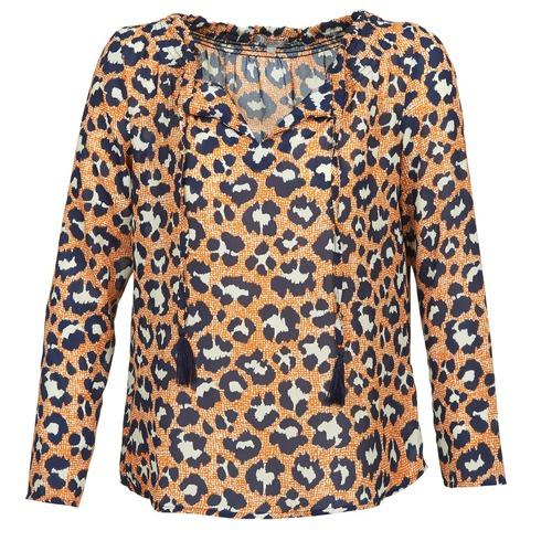 Textiel Dames Tops / Blousjes Betty London DIDO Oranje