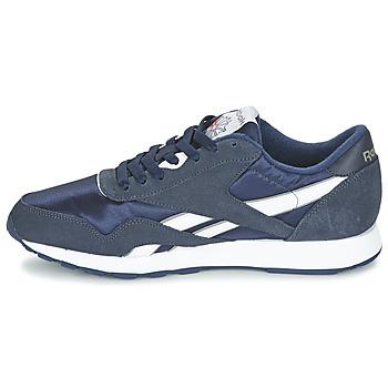0bc8fe09260 Schoenen Lage sneakers Reebok Classic CLASSIC NYLON Blauw nieuwe ...