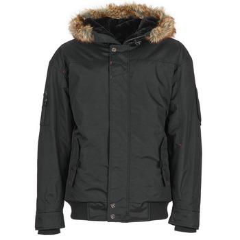 Textiel Heren Wind jackets Casual Attitude DIEGO Zwart