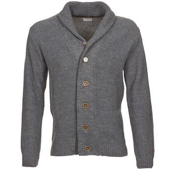 Textiel Heren Vesten / Cardigans Casual Attitude DARYL Grijs