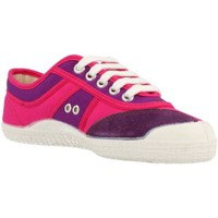 Schoenen Dames Lage sneakers Kawasaki HOT SHOT Rosa
