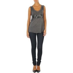 Textiel Dames Skinny jeans Diesel SKINZEE L.32 TROUSERS Blauw