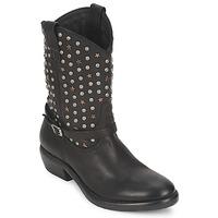 Schoenen Dames Hoge laarzen Catarina Martins  Zwart