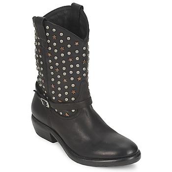 Schoenen Dames Laarzen Catarina Martins  Zwart
