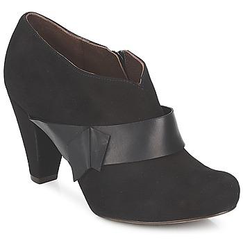Schoenen Dames Low boots Coclico OTTAVIA Zwart