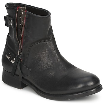 Schoenen Dames Laarzen Koah NESS Zwart