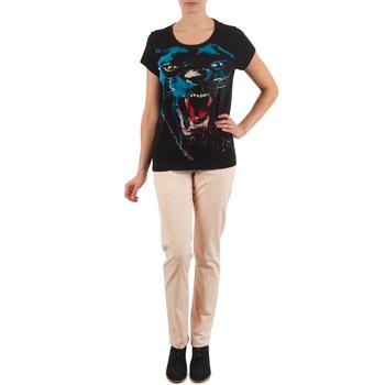 Textiel Dames Chino's Eleven Paris PANDORE WOMEN Roze