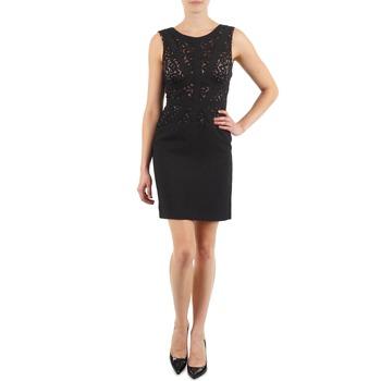Textiel Dames Korte jurken Manoukian EILEEN Zwart
