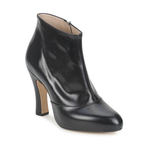 Schoenen Dames Enkellaarzen Marc Jacobs COLORADO Zwart