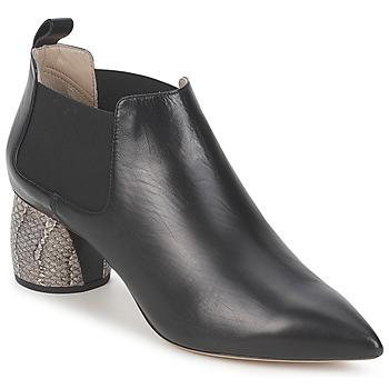 Schoenen Dames Low boots Marc Jacobs EQUATORE Zwart
