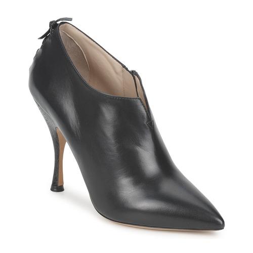 Schoenen Dames Low boots Marc Jacobs MALVA 10X57 Zwart