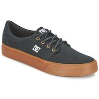 Schoenen Heren Lage sneakers DC Shoes TRASE TX Zwart / Goud