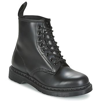 Schoenen Laarzen Dr Martens 1460 MONO Zwart / Smooth