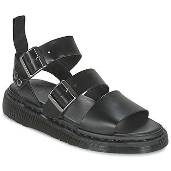 Schoenen Dames Sandalen / Open schoenen Dr Martens Gryphon Zwart