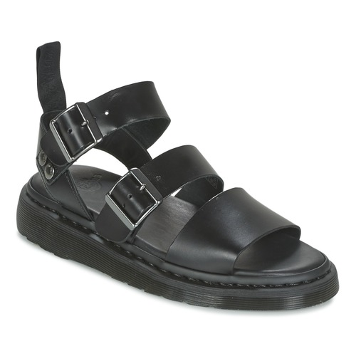Schoenen Sandalen / Open schoenen Dr Martens Gryphon Zwart
