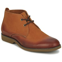 Schoenen Heren Laarzen Sperry Top-Sider BOAT OXFORD CHUKKA BOOT Bruin