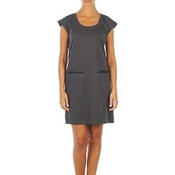 Textiel Dames Korte jurken Vero Moda CELINA S/L SHORT DRESS Grijs
