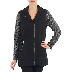 Textiel Dames Mantel jassen Vero Moda MAYA JACKET - A13 Zwart