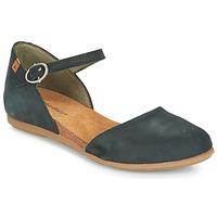 899caaf4aaf Schoenen Dames Sandalen / Open schoenen El Naturalista STELLA Zwart