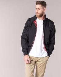 Textiel Heren Wind jackets Harrington HARRINGTON PAULO Zwart
