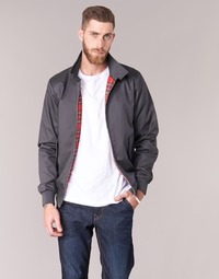 Textiel Heren Wind jackets Harrington HARRINGTON PAULO Grijs