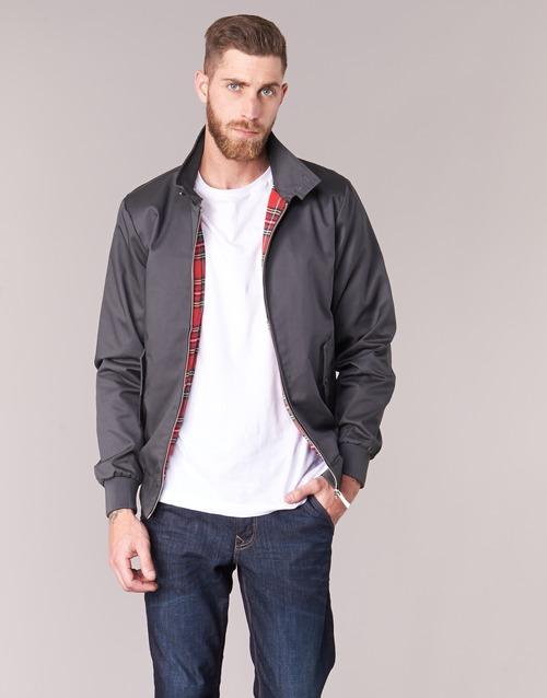 Textiel Heren Wind jackets Harrington HARRINGTON PAULO Grijs