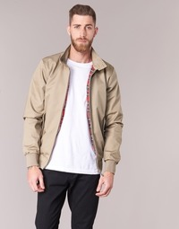 Textiel Heren Wind jackets Harrington HARRINGTON PAUL Beige