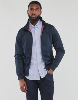 Textiel Heren Wind jackets Harrington HARRINGTON PAULO Marine