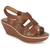 Schoenen Dames Sandalen / Open schoenen Camper DAMAS Bruin