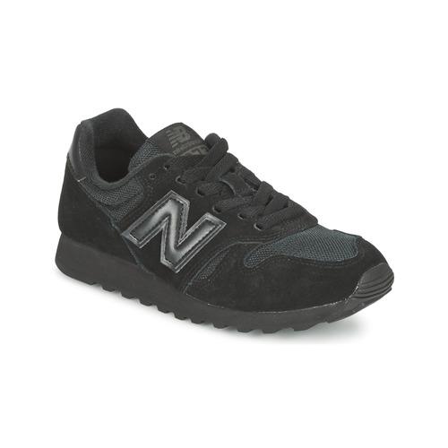 Schoenen Lage sneakers New Balance M373 Zwart