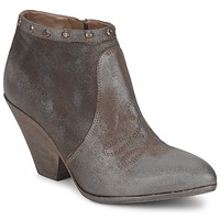 Schoenen Dames Low boots Strategia MIARO Taupe