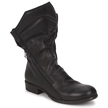 Schoenen Dames Laarzen Strategia FIOULI Zwart