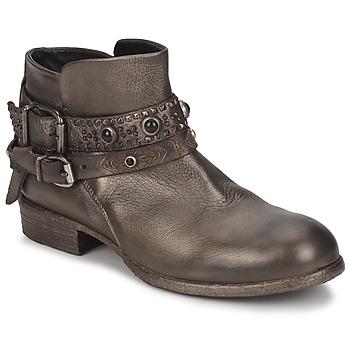 Schoenen Dames Laarzen Strategia YIHAA Zilver