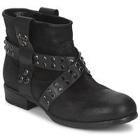Schoenen Dames Laarzen Strategia LUMESE Zwart