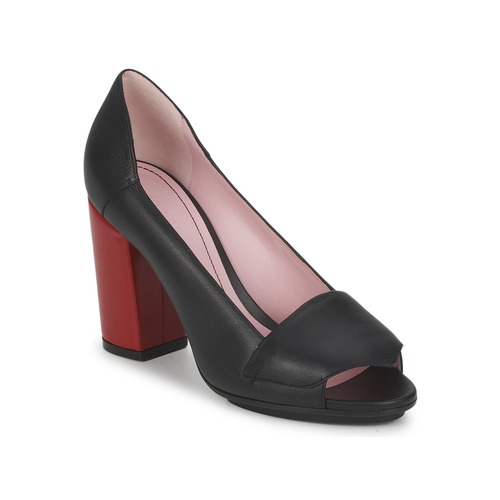 Schoenen Dames pumps Sonia Rykiel 657940 Zwart / Rood