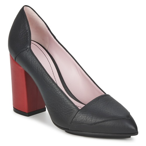 Schoenen Dames pumps Sonia Rykiel 657942 Zwart / Rood