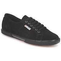 Schoenen Lage sneakers Superga 2950 Zwart