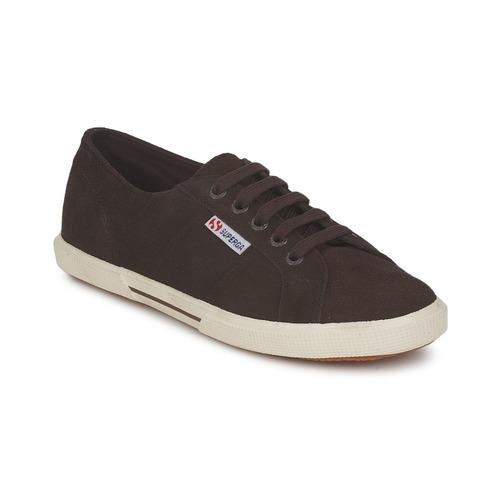 Schoenen Dames Lage sneakers Superga 2950 Chocolat